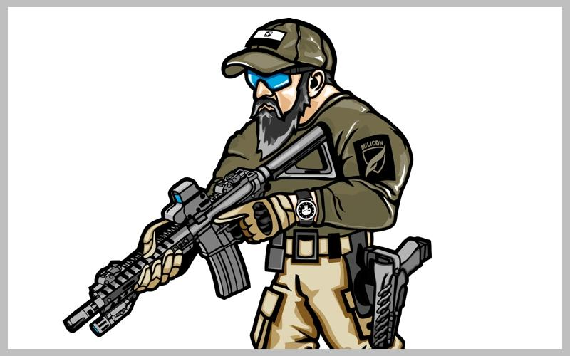 MAD4ART Tactical Cartoon 5292019
